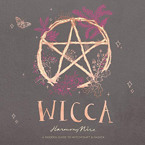 Wicca Audiobook By Harmony Nice cover art