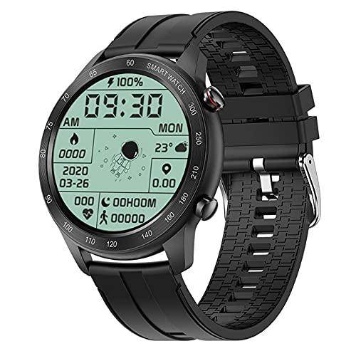 ZGNB MX5 Smart Watch, Chiamata Bluetooth, Riproduzione Musicale MTE, IP68 Impermeabile, Monitor per La Pressione Sanguigna, Fai da Te Smartwatch PK TK88 per Android iOS,X