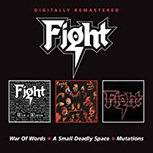 FIGHT - War Of Words / A Small Deadly Space / Mutations (2019) LEAK ALBUM