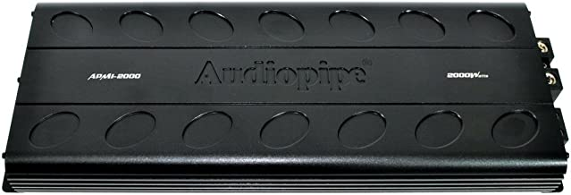 Audiopipe APMI-2000 Mini Design Class D 2000 Watt Amplifier