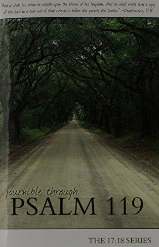 Journible Through Psalm 119
