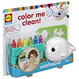 Alex Bath Color Me Clean, Multicolor Kids Bath Crayons