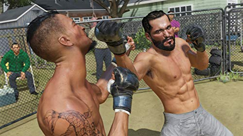 515C+ZKot4L - EA SPORTS UFC 4 - PlayStation 4