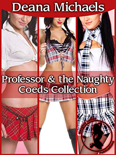 Professor & the Naughty Coeds Collection (English Edition)