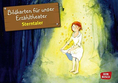 Sterntaler. Kamishibai Bildkartenset.: Entdecken - Erzählen - Begreifen: Märchen. (Märchen für unser Erzähltheater)