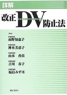 詳解 改正DV防止法