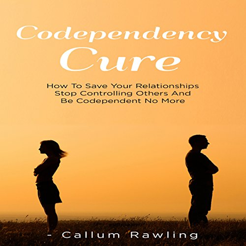 Codependency Cure audiobook cover art