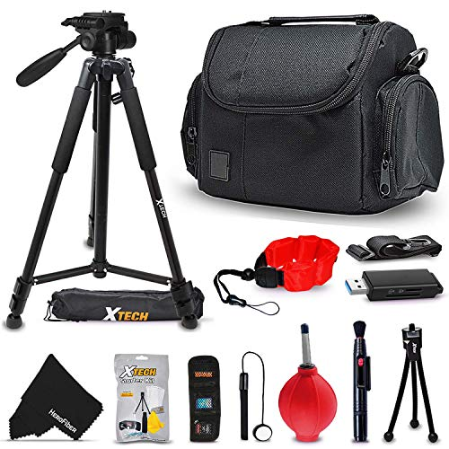 Premium Well Padded Camera CASE / BAG and Full...