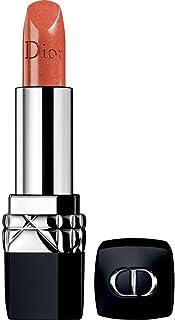 [Dior ] ディオールルージュディオールのオートクチュールの色の口紅3.5グラム636 - 火の上 - DIOR Rouge Dior Couture Colour Lipstick 3.5g 636 - On Fire [並行輸入品]