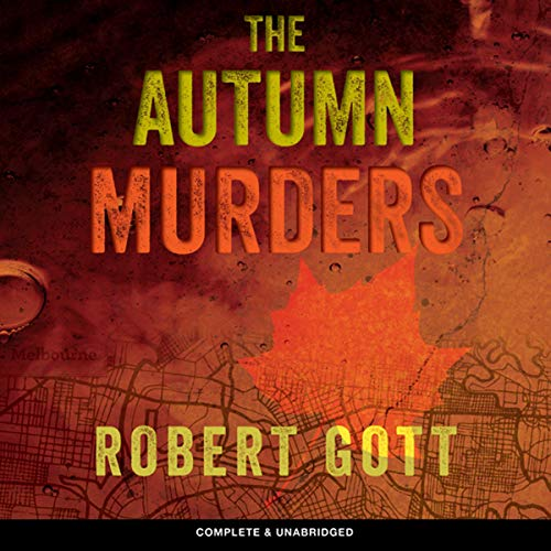 The Autumn Murders audiobook cover art