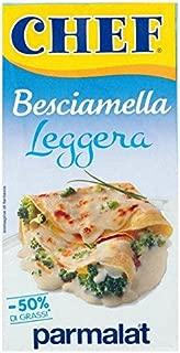 Chef Parmalat Light Bechamel Sauce - 500ml (16.91fl oz)