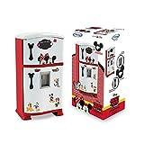 Refrigerador Mickey Xalingo Branco/Vermelho