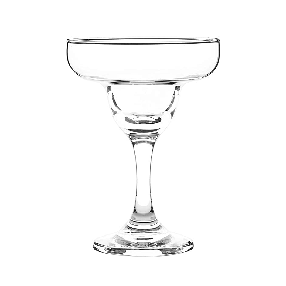 Epure Venezia Collection 12 Piece Glassware Set (Margarita (9 oz))