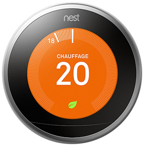 Nest Learning Thermostat, 3e...