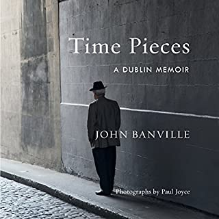 Time Pieces audiobook cover art