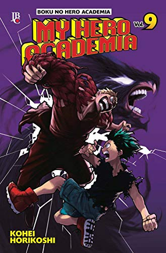 My Hero Academia - Vol. 9