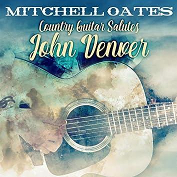 Country Guitar Salutes John Denver