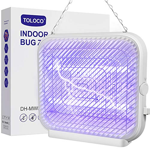 SEVERINO Bug Zapper,Mosquito Trap,Mosquito Eradicator Indoor-Wall Mounting Bug Zapper for Bedroom,Kitchen,Office Use