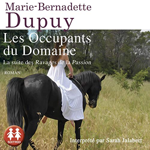Les Occupants du Domaine audiobook cover art