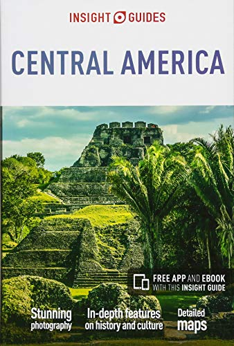 Central American Travel Guides