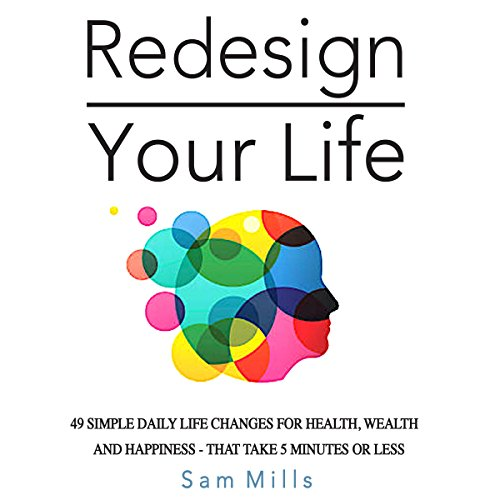 Redesign Your Life audiobook cover art