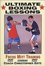 Ultimate Boxing Focus Mitt Training