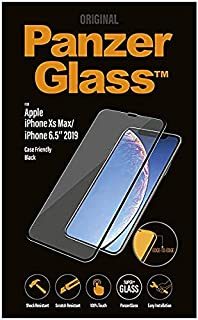 PanzerGlass Protection Cover for iPhone XS Max, Clear
