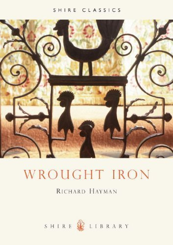 Wrought Iron (Shire Album) (Shire Library) by Richard Hayman (2000-03-01)