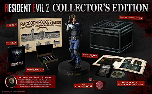 Resident Evil 2 Collector's Edition para PS4