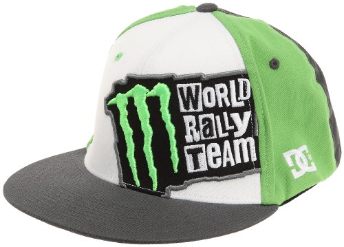 DC Shoes Drifting - Casquette - Normal - Homme - Blanc - L/XL