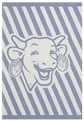 Coucke 3152195147811 Tablier BBQ, Coton, Bleu Marine, 85x76 cm
