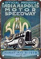 Motor Speedway ティンサイン ポスター ン サイン プレート ブリキ看板 ホーム バーために