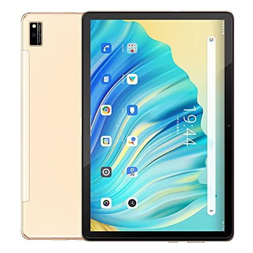 Tablet 10 Pollici,Blackview Tab10 Android 11 Octa-core Processor 4G LTE/WiFi,4GB RAM + 64GB ROM (Scalabile Fino a 128G), Batteria da 7480 mAh, Tablet Android con Fotocamera 13MP + 8MP, Dual SIM