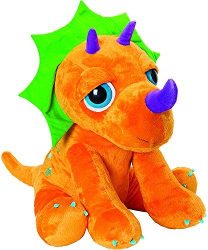Suki Gifts - 14347 - Peluche - Dinoz - Triceratops Dino, Taille M