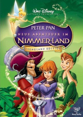 Peter Pan 2 - Neue Abenteuer in Nimmerland (Feenglanz Edition)