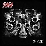 Saga: 20/20 (Ltd.Red Lp Edition) [Vinyl LP] (Vinyl)