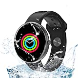 Best LEMFO Fitness Trackers - AllCall Smart Watches,Indoor Fitness Activity Tracker with Heart Review