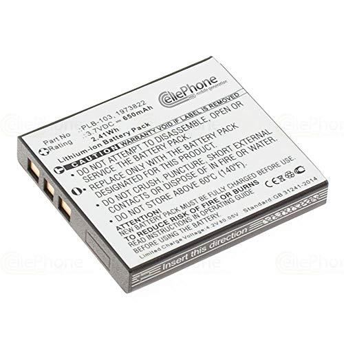 cellePhone Akku Li-Ion kompatibel mit Bang & Olufsen BeoPlay H7 H8 H9 H9i (Ersatz für PLB-103)