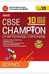 10 Years CBSE Champion Chapterwise-Topicwise Science Class- 10 Kindle Edition