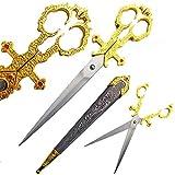 Ace Martial Arts Supply Medieval Renaissance Scissors...