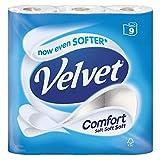 Velvet Kitchen Roll, Toilet Roll & Tissues