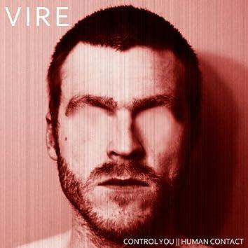 Control You / Human Contact - Single