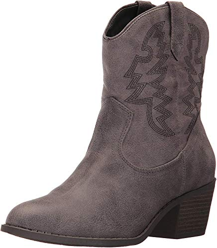 Fergalicious Women's Voila Boot, DENIM, 7 M US