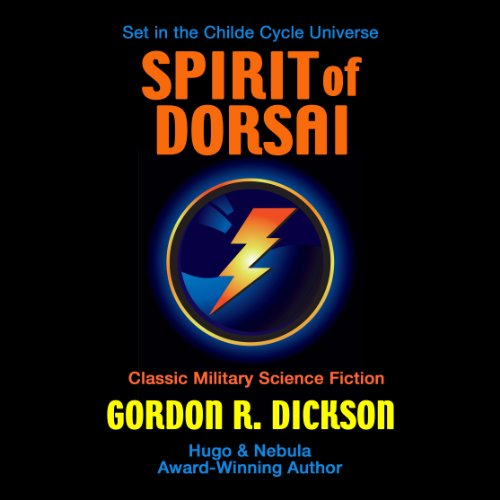 The Spirit of Dorsai audiobook cover art