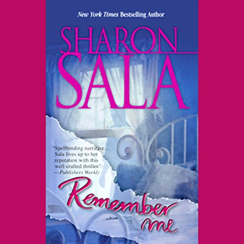 Remember Me audiobook cover art