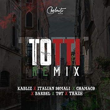 Totti (Remix) [feat. Barbel, T.O.T & Traze]