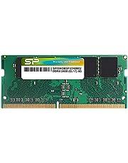 シリコンパワー ノートPC用メモリ DDR4-2400(PC4-19200) 4GB×1枚 260Pin 1.2V CL17 SP004GBSFU240N02