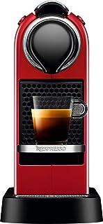 NESPRESSO Citiz C113 Red Coffee Machine
