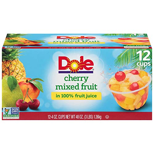 Canned & Jarred Mixed Fruits