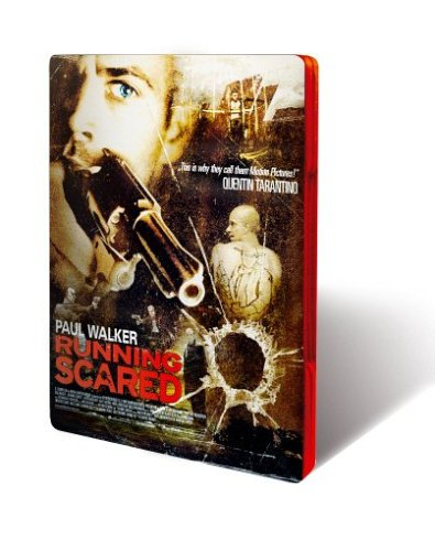 Running Scared (Steelbook) [Special Edition]